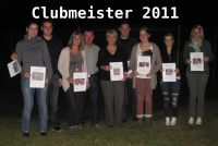 Clubmeister2011